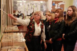 Открытие музея в Бежецке