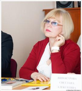 Ольга Медведко-Лукницкая